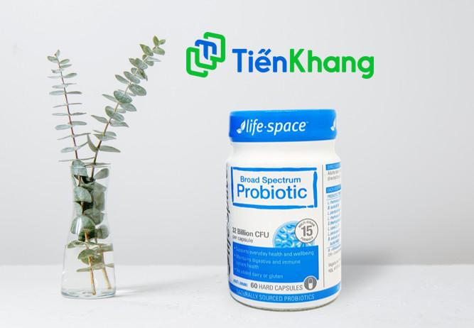 Probiotic - 32 Tỉ Lợi Khuẩn - Men Tiêu Hóa